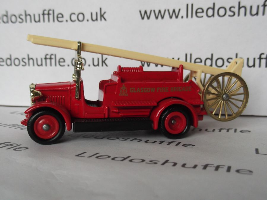DG12010, Dennis Fire Engine, Glasgow FB