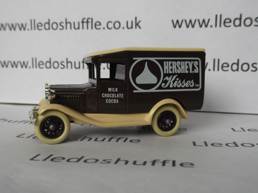 DG13023, Model A Ford Van, Hersheys Kisses