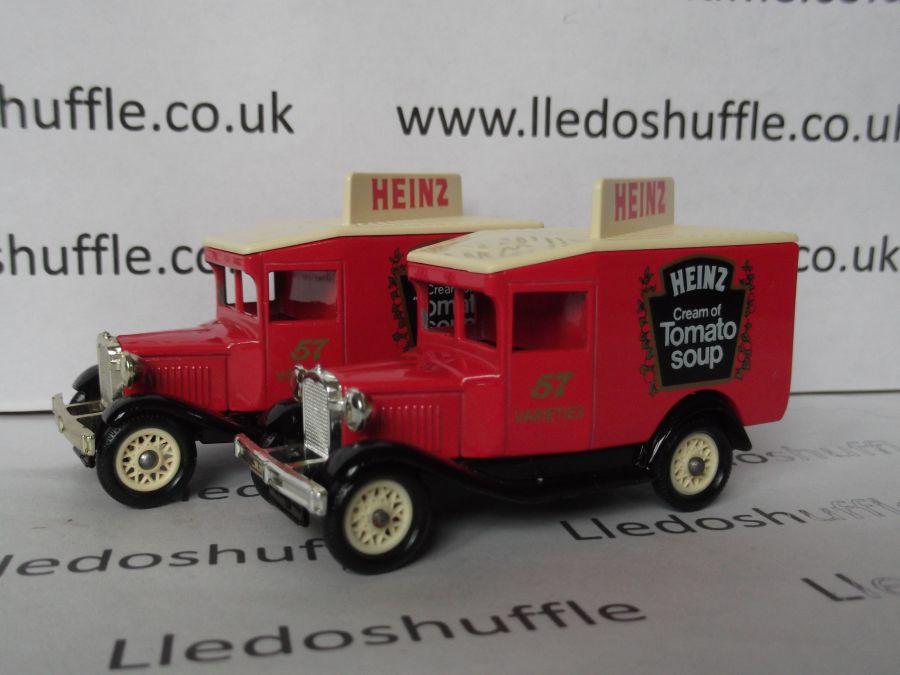 DG13026, Model A Ford Van, Heinz Cream of Tomato Soup