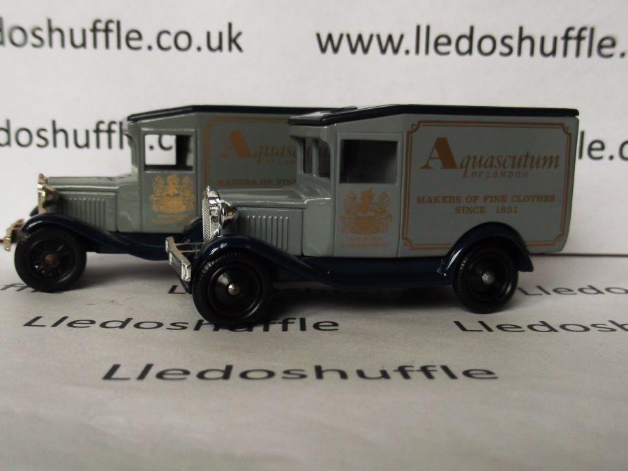 DG13031, Model A Ford Van, Aquascutum