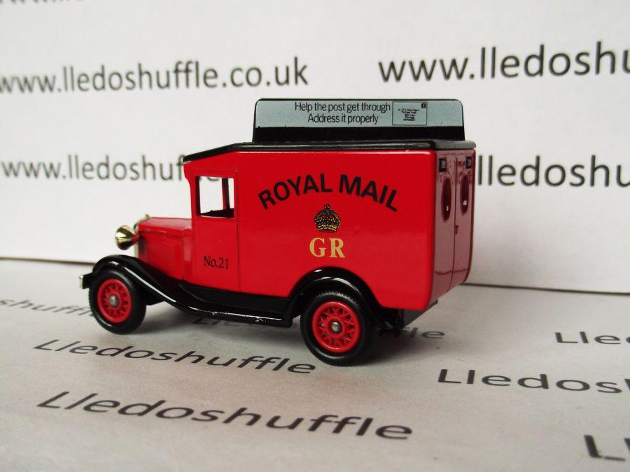DG13042, Model A Ford Van, Royal Mail, Address it Properly