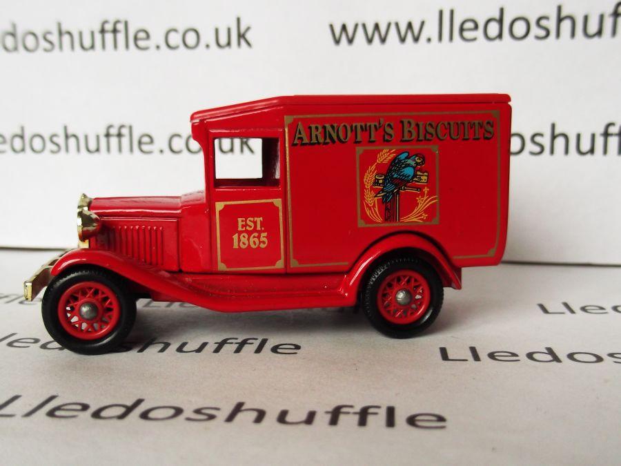 DG13045, Model A Ford Van, Arnotts Biscuits