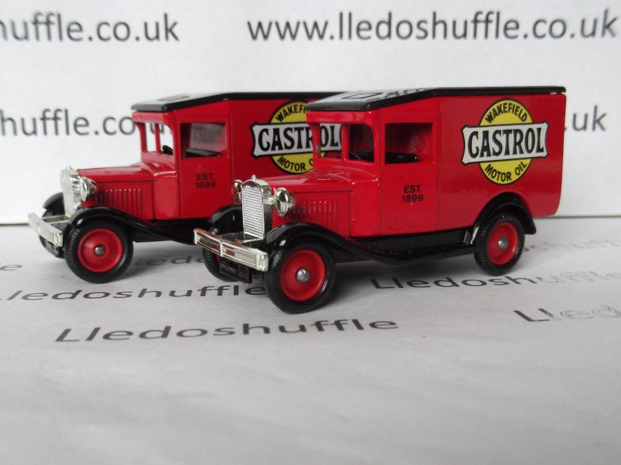 DG13047, Model A Ford Van, Wakefield Castrol Motor Oil