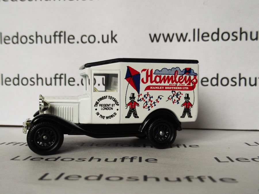 DG13048, Model A Ford Van, Hamleys