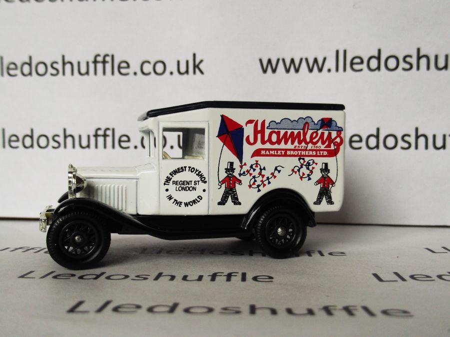 DG13048, Model A Ford Van, Hamleys