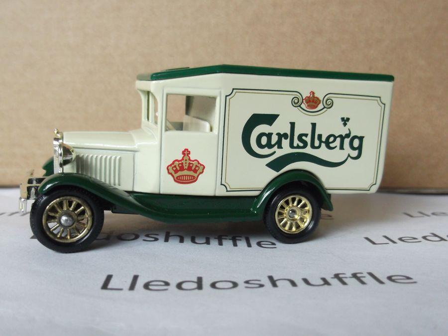 DG13059, Model A Ford Van, Carlsberg Lager
