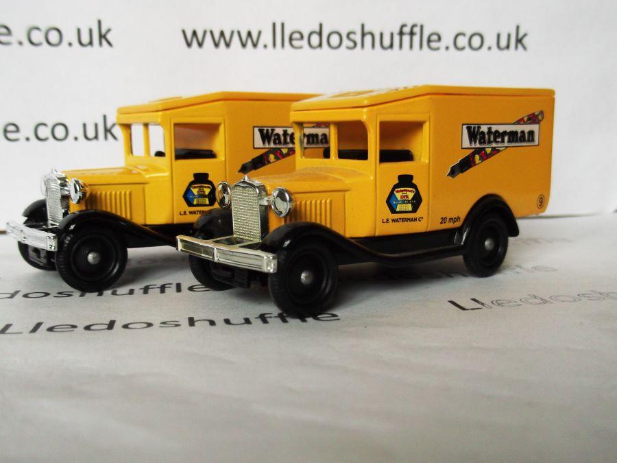 DG13068, Model A Ford Van, Watermans Pens