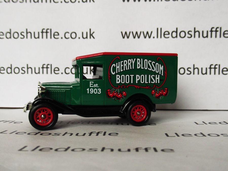 DG13072, Model A Ford Van, Cherry Blossom Boot Polish