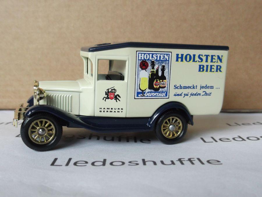 DG13075, Model A Ford Van, Holsten Bier