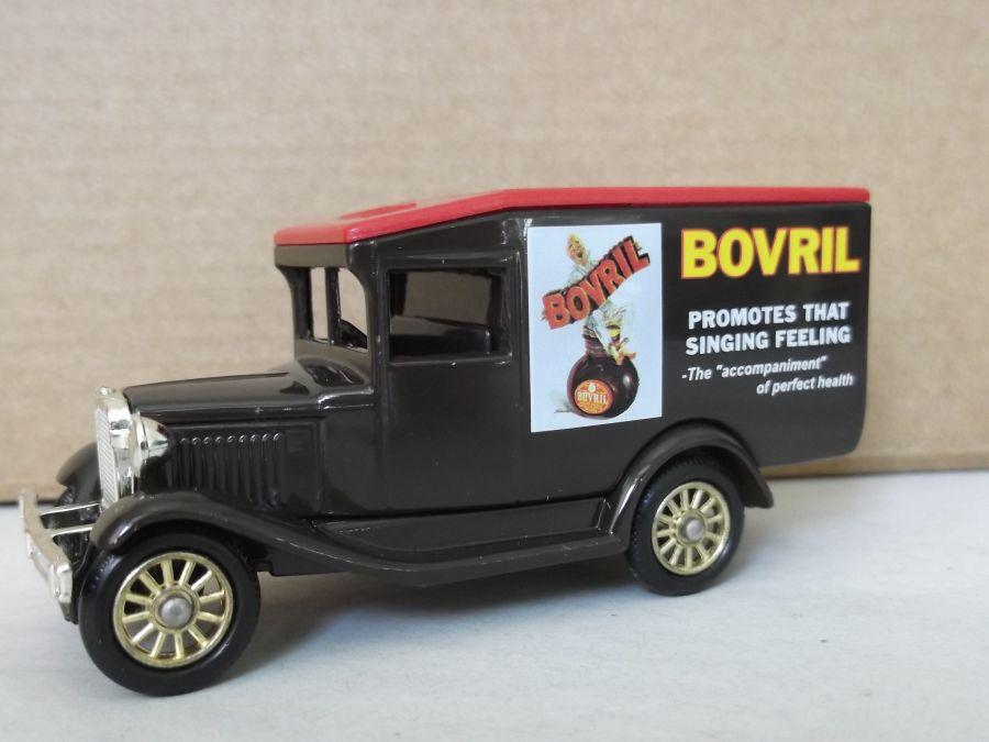 DG13078, Model A Ford Van, Bovril