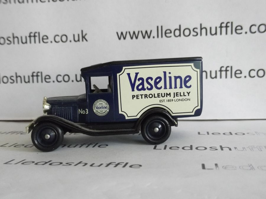 DG13083, Model A Ford Van, Vaseline
