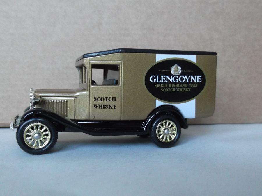 DG13084, Model A Ford Van, Glengoyne
