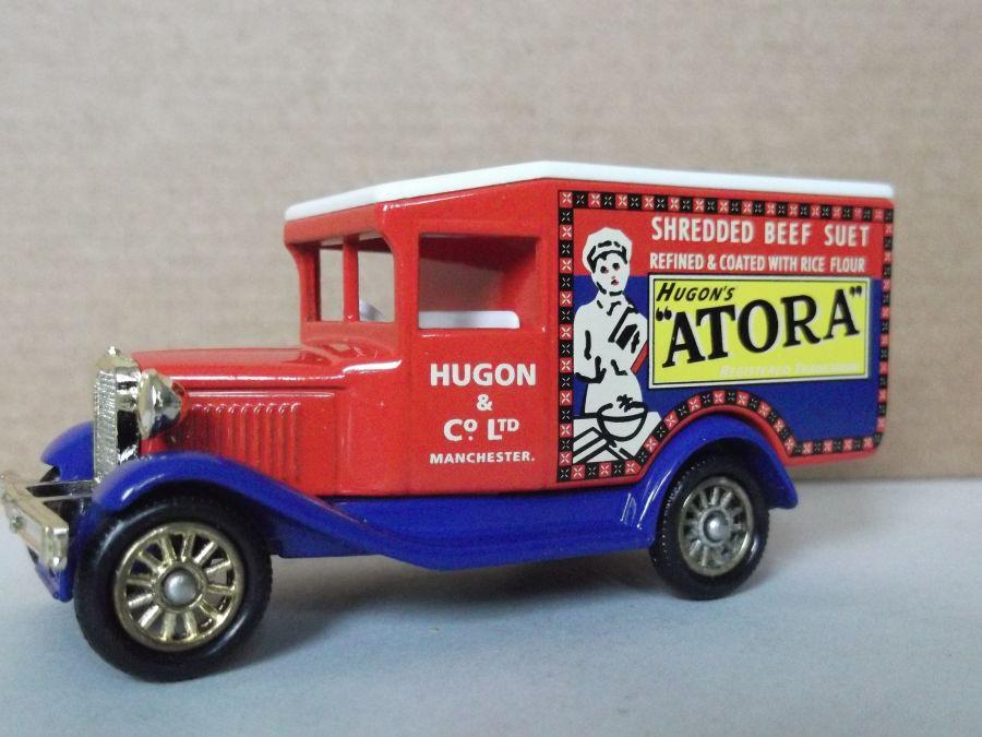 DG13090, Model A Ford Van, Atora Suet