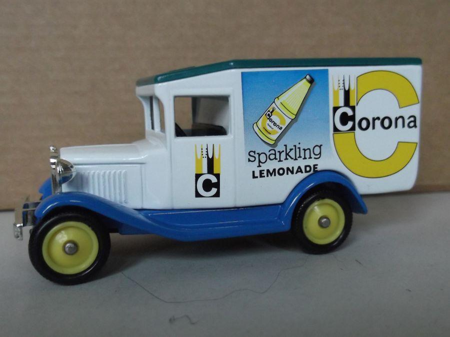 DG13095, Model A Ford Van, Corona Lemonade