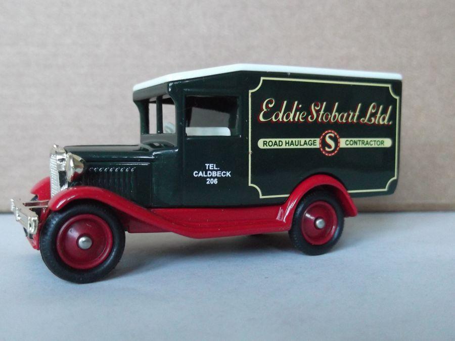 DG13096, Model A Ford Van, Eddie Stobart