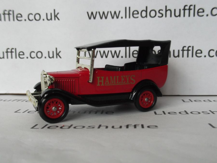DG14003, Model A Ford Car with Hood, Hamleys