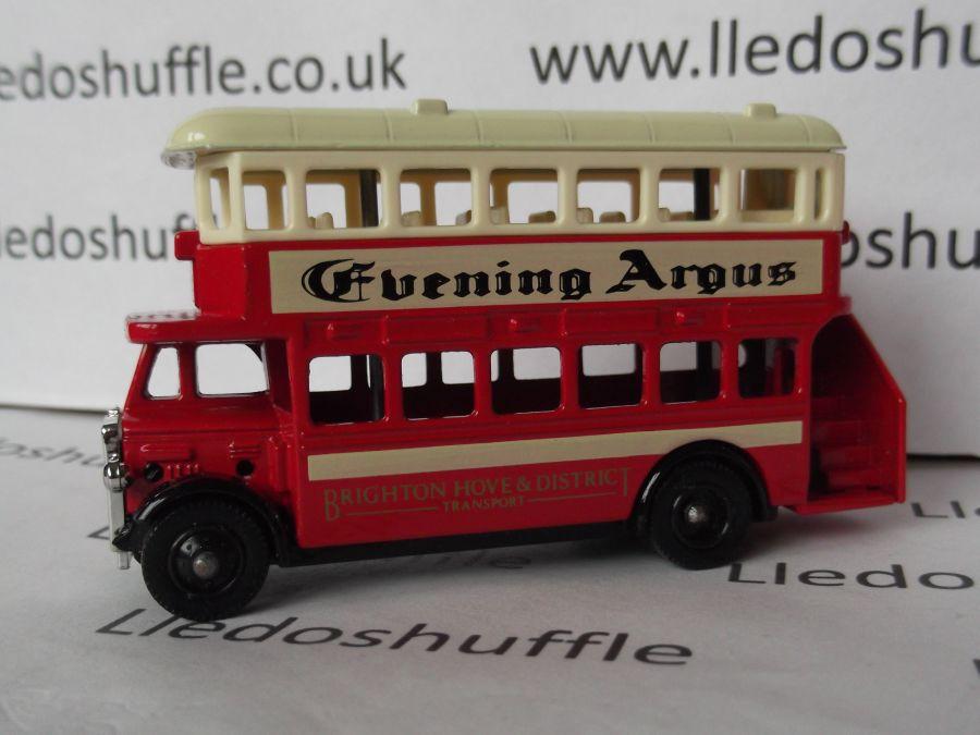 DG15006, AEC Regent Bus, Evening Argus