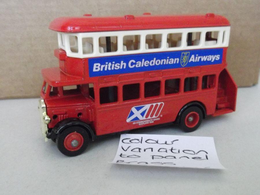 DG15011, AEC Regent Bus, Commonwealth Games Scotland 1986