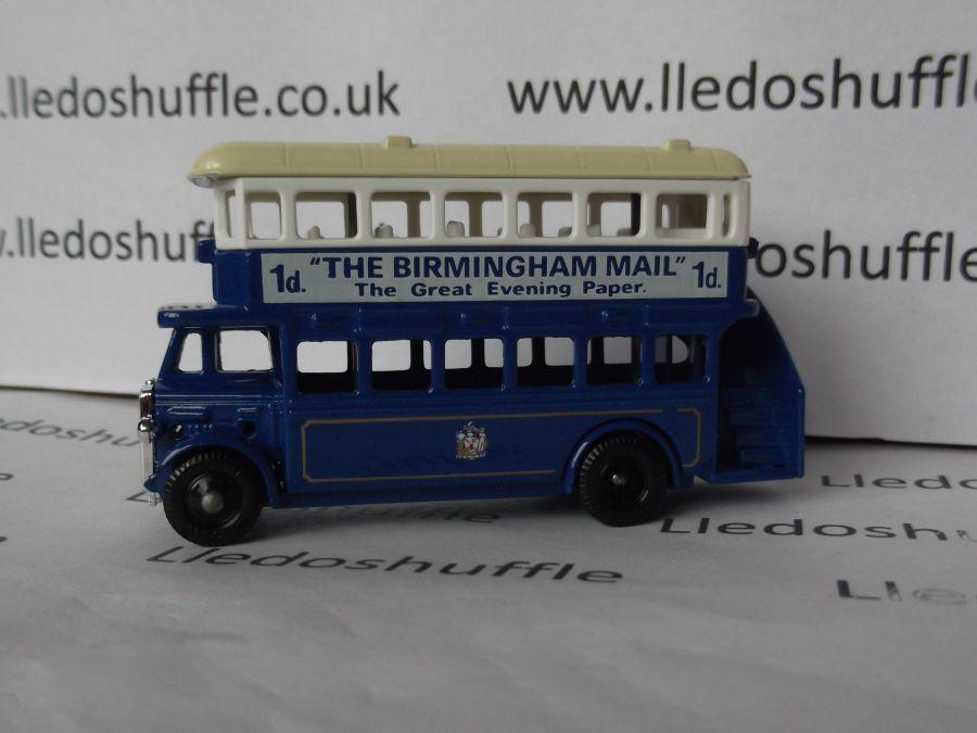 DG15016, AEC Regent Bus, Birmingham Mail