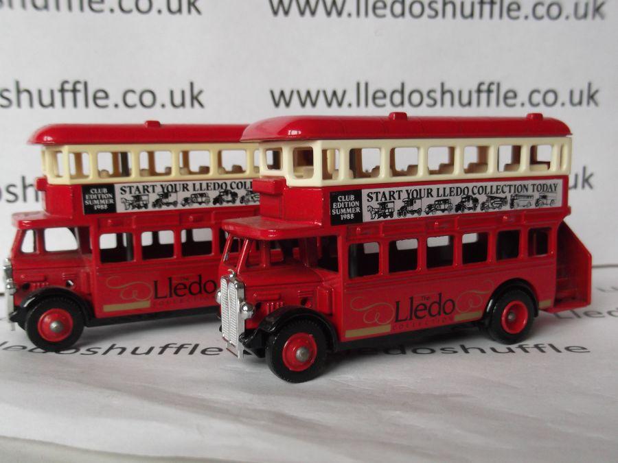 DG15018, AEC Regent Bus, Collectors Club, Summer 1988