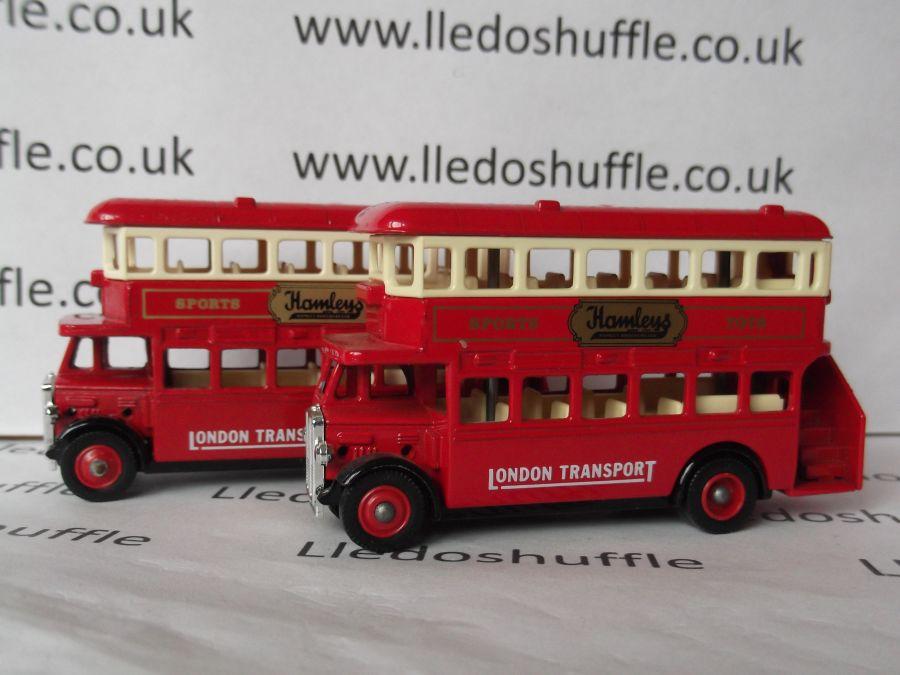 DG15022, AEC Regent Bus, Hamleys Sports Toys