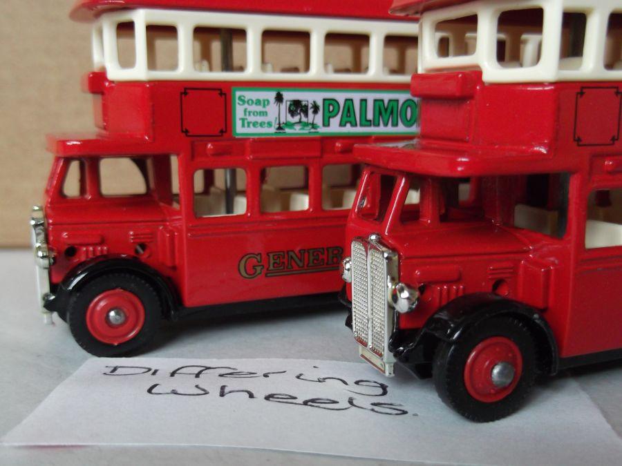 DG15023, AEC Regent Bus, Palmolive Soap