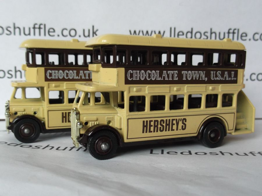 DG15026, AEC Regent Bus, Hersheys, Chocolate Town USA