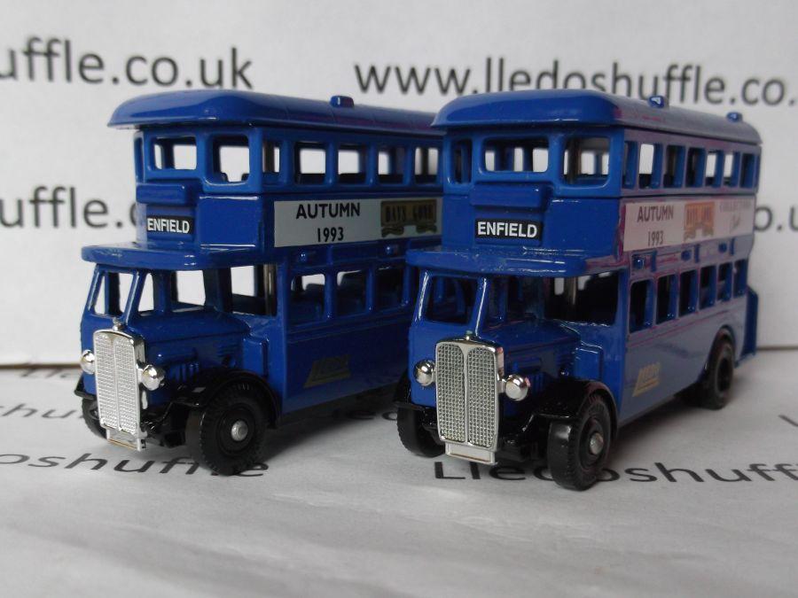 DG15031, AEC Regent Bus, DG Club Autumn 1993
