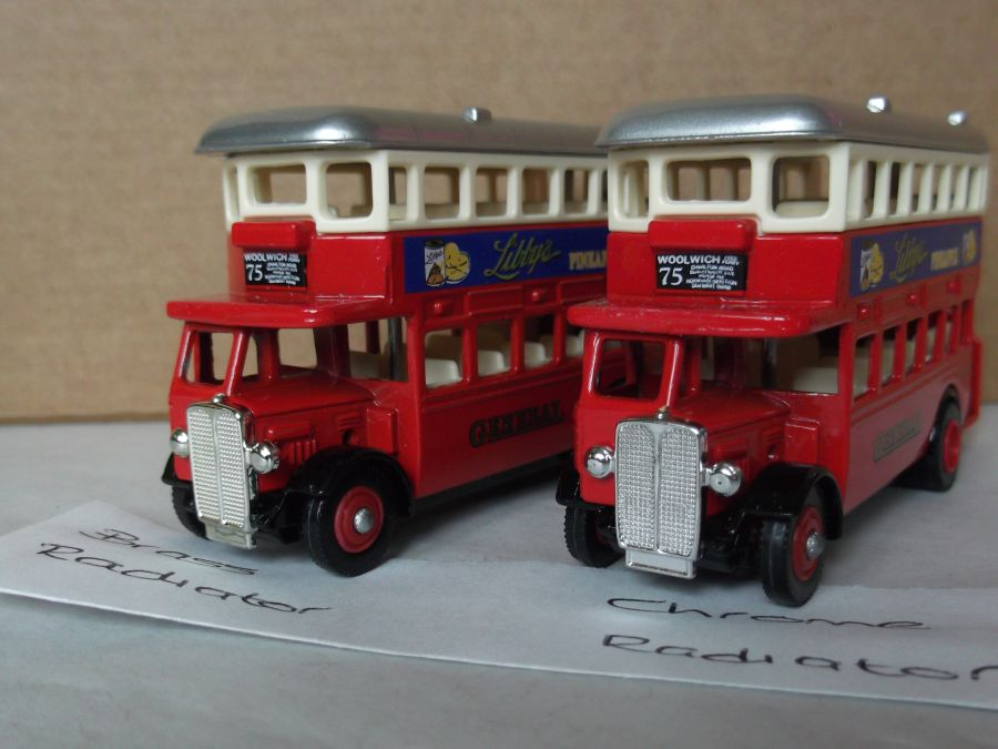 DG15032, AEC Regent Bus, Libbys Pineapple
