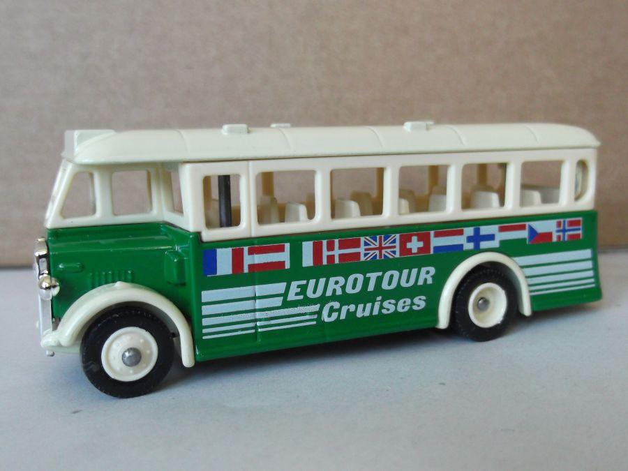 DG17001, AEC Regal Coach, Eurotour Cruises