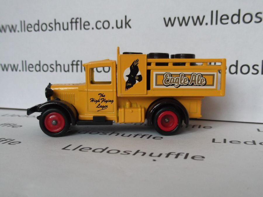 DG20000, Ford Stake Truck, Eagle Ales