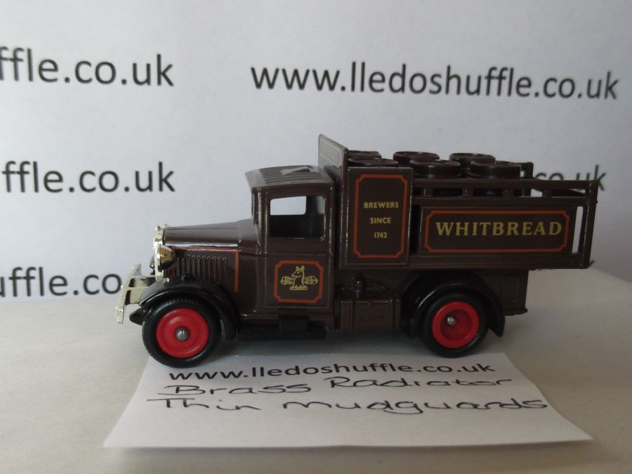 DG20003, Ford Stake Truck, Whitbread
