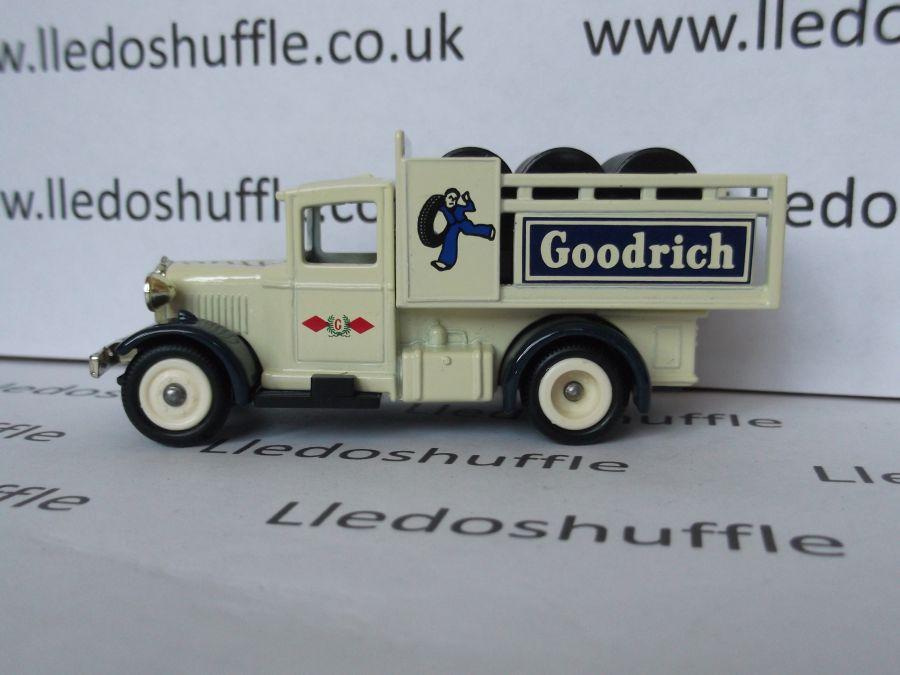 DG20004, Ford Stake Truck, Goodrich Tyres