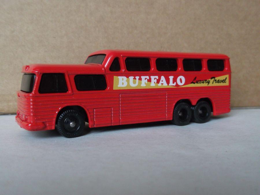 DG23002, Scenicruiser, Buffalo Luxury Travel
