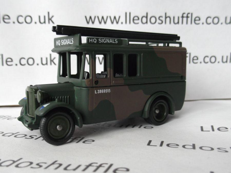 DG35003, Dennis Limousine, Army Signals HQ