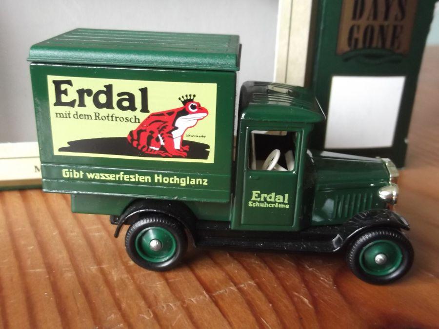 DG51006, Chevrolet Box Van, Erdal
