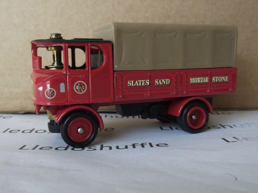 DG88015, Sentinel 4w Dropside Steam Wagon, General