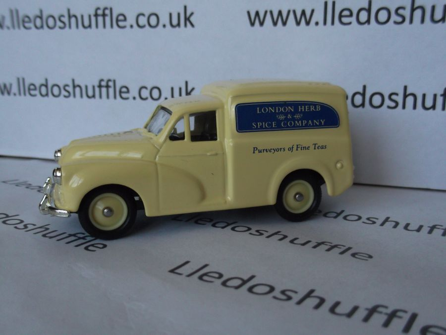 DG127000, Morris Minor Van, London Herb & Spice Company