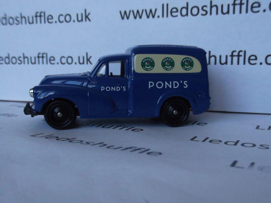 DG127003, Morris Minor Van, Ponds Face Powder
