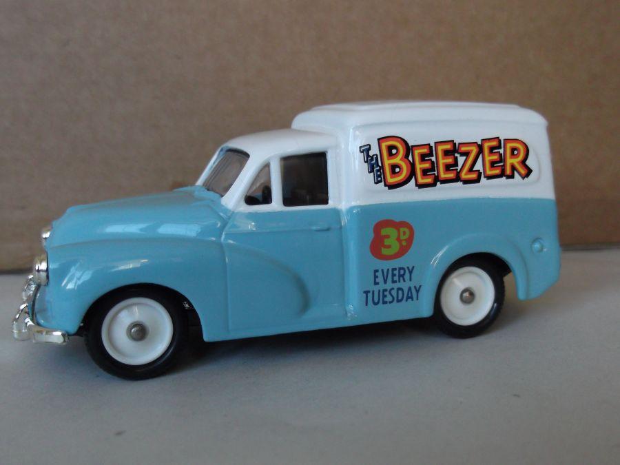 DG127004, Morris Minor Van, The Beezer