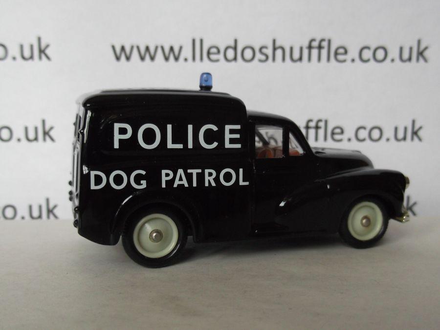 DG127012, Morris Minor Van, West Riding Police Dog Patrol Unit