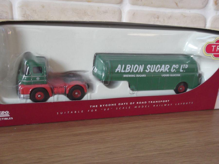 DG150009, Foden S21, Albion Sugar Co. Ltd