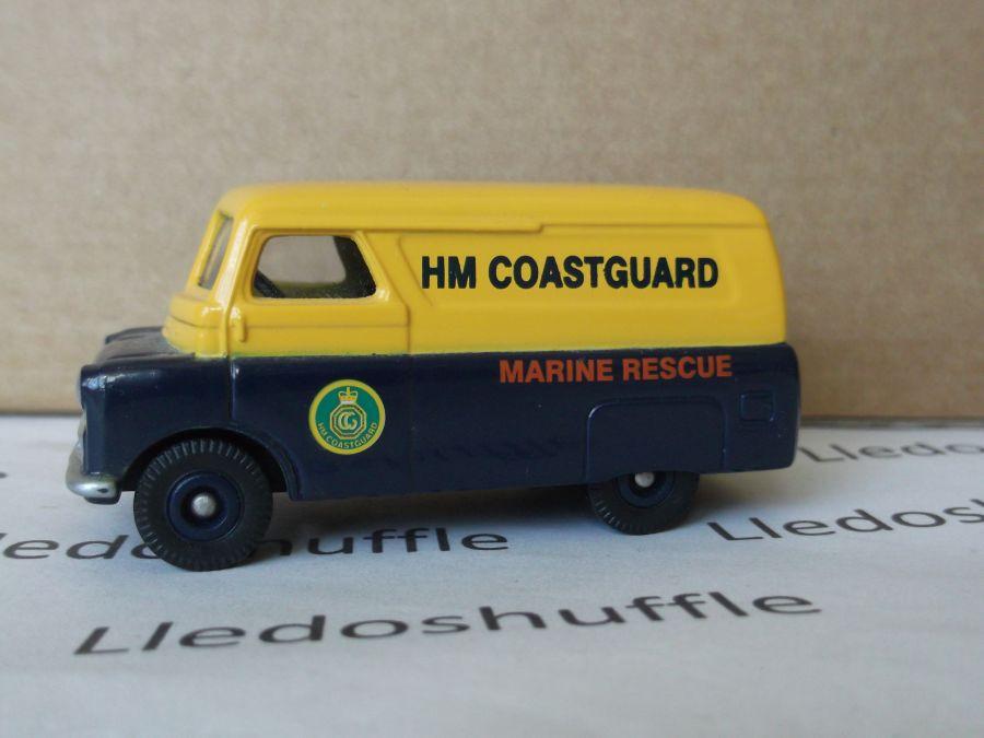 DG173001, Bedford CA Van, HM Coastguard