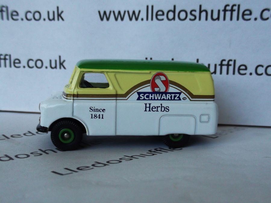 DG173005, Bedford CA Van, Schwartz Herbs