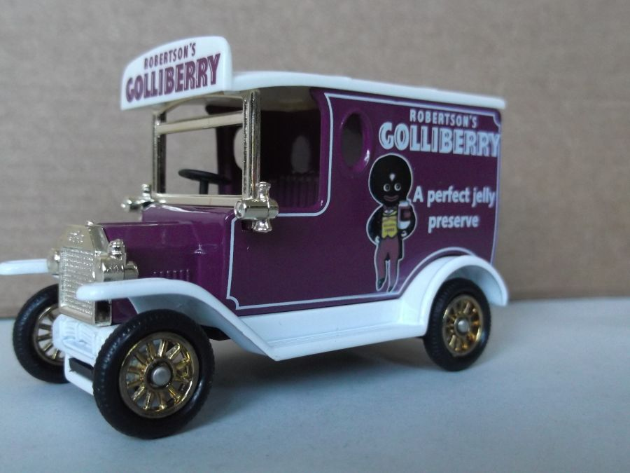 DG06176, Model T Ford, Robertson's Golliberry