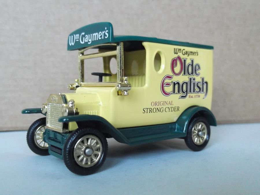 DG06181, Model T Ford, Gaymers Olde English Original Strong Cyder