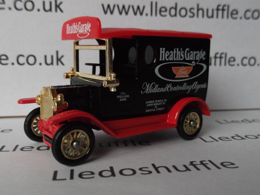 DG06206, Model T Ford, Heath's Garage