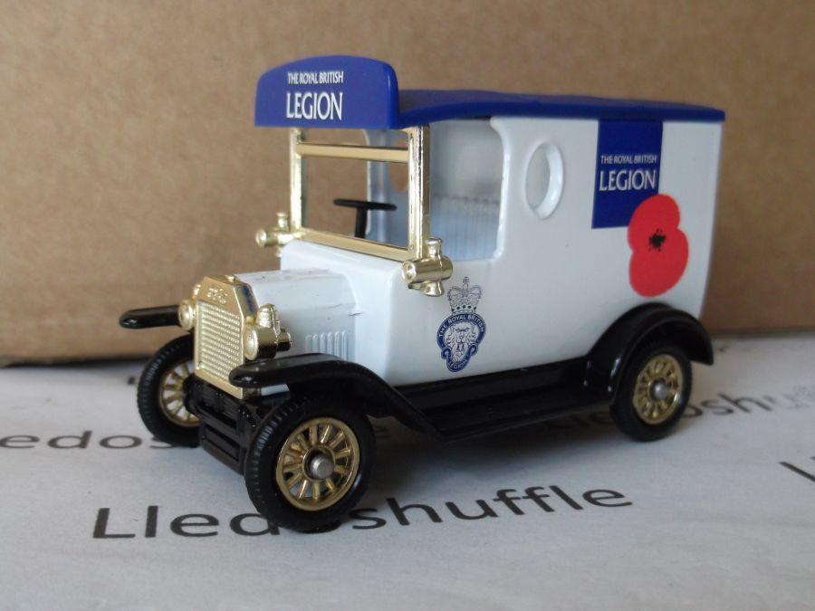 DG06210, Model T Ford, The Royal British Legion