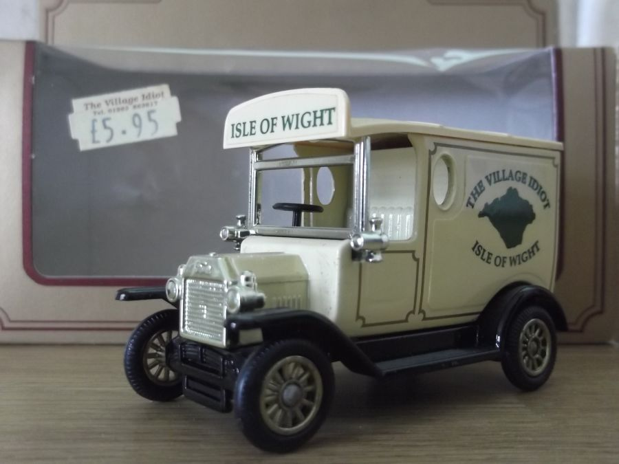 Code 3, PV006, Model T Ford Van, The Village Idiot, Isle of Wight