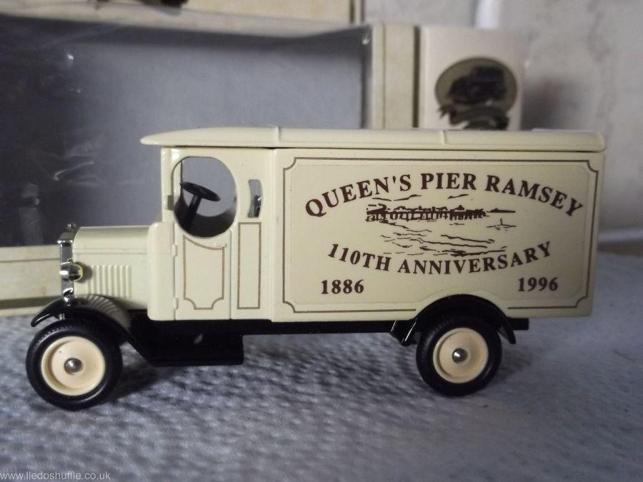 Code 3, PV043, Morris Van, Queens Pier, 110th Anniversary
